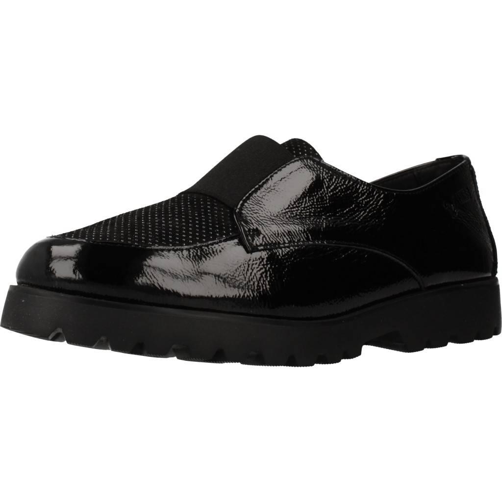 24 Horas 24230 Negro Zapatos Online.