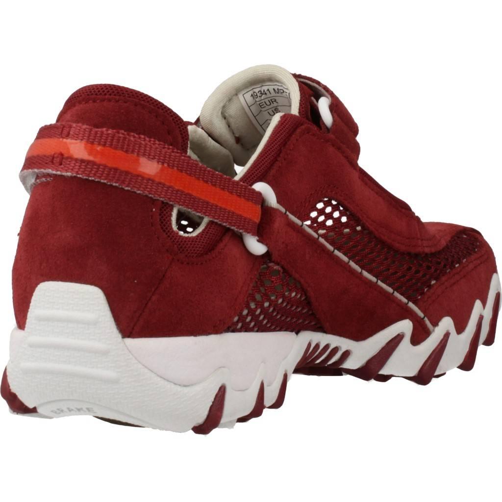 Allrounder P2006177 Rojo Zapatos Online.