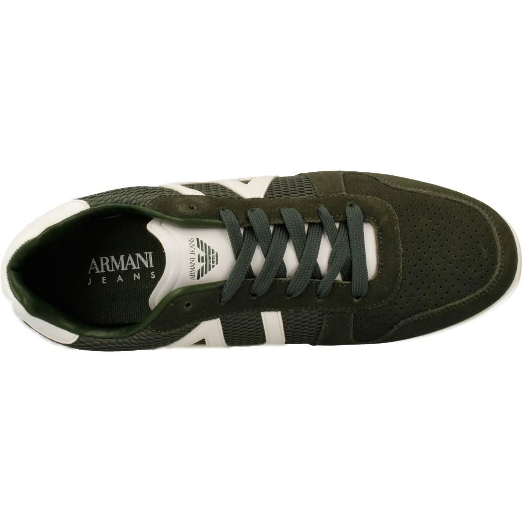 Herren Sportschuhe ARMANI ARMANI ARMANI JEANS 935044 , Farbe Schwarz f1c6d0