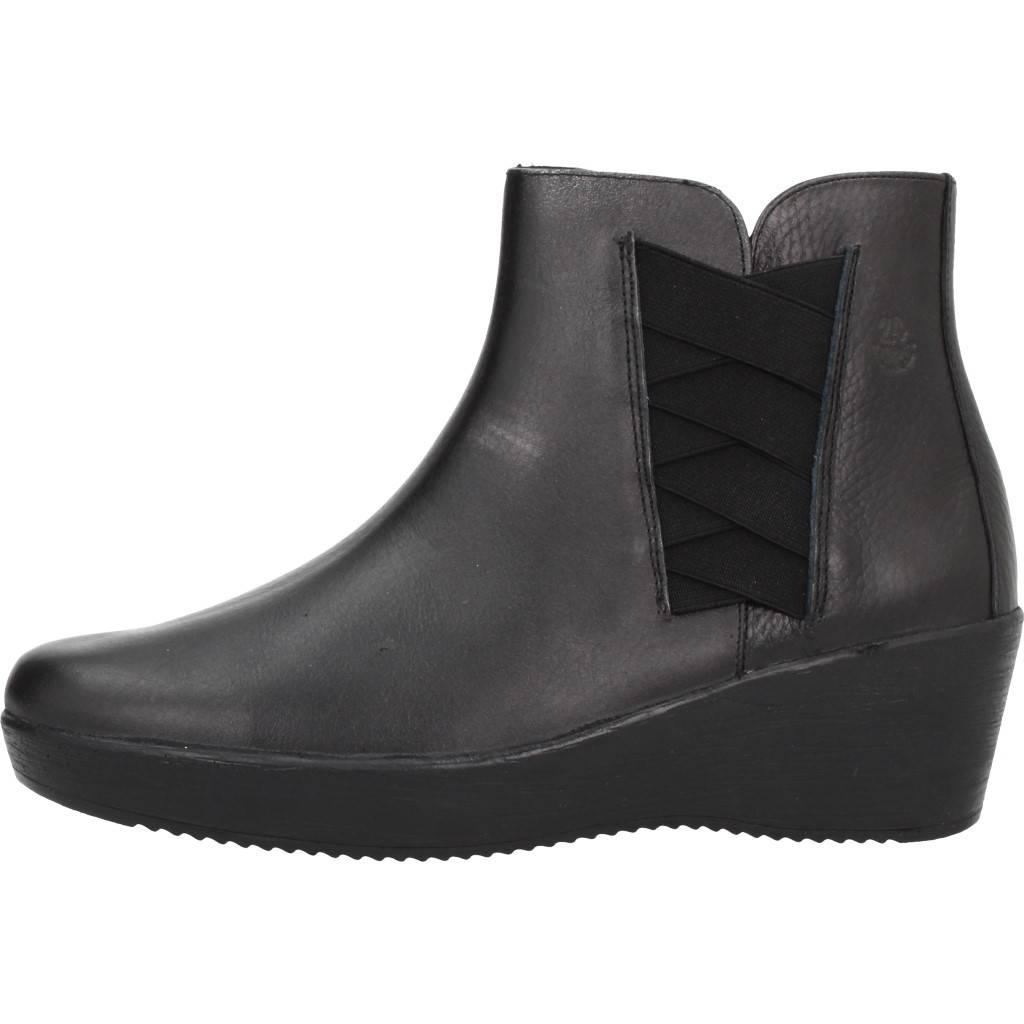 24 HORAS. Zapatos online. 23019 NEGRO