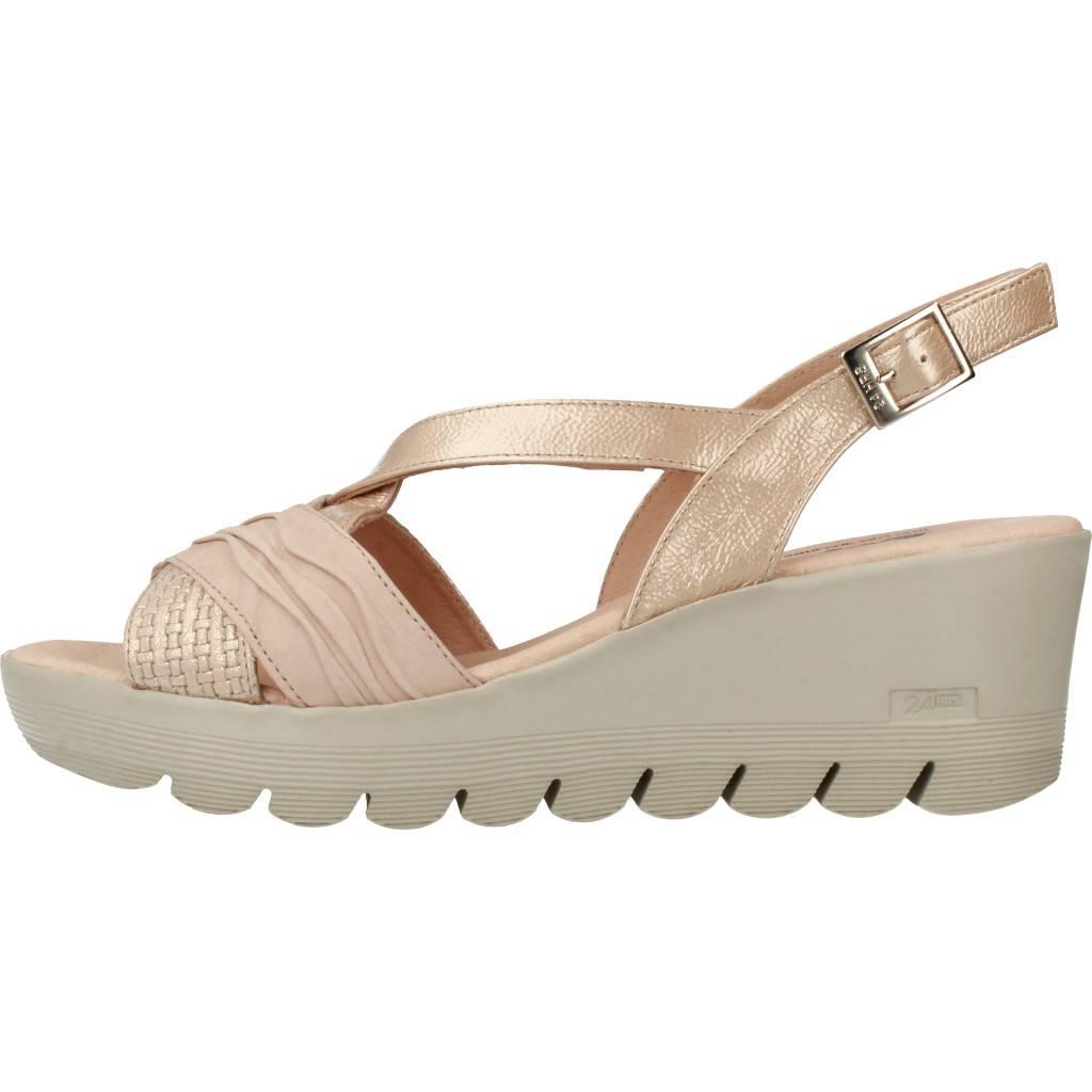 24 Zapatos 23626 Bronce Horas Online Zacaris 76Yfybg