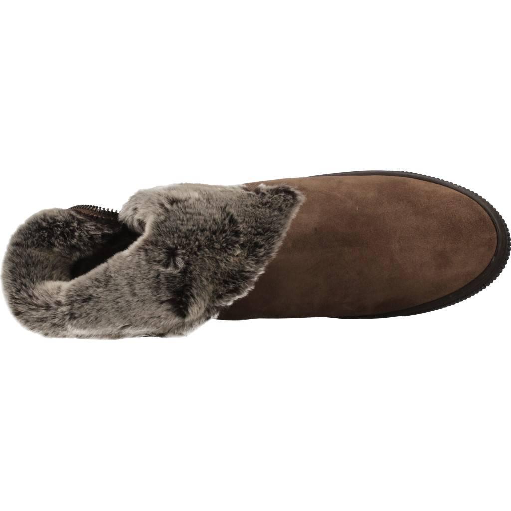 24 Horas 23890 Marron Zacaris Zapatos Online - Gran Venta