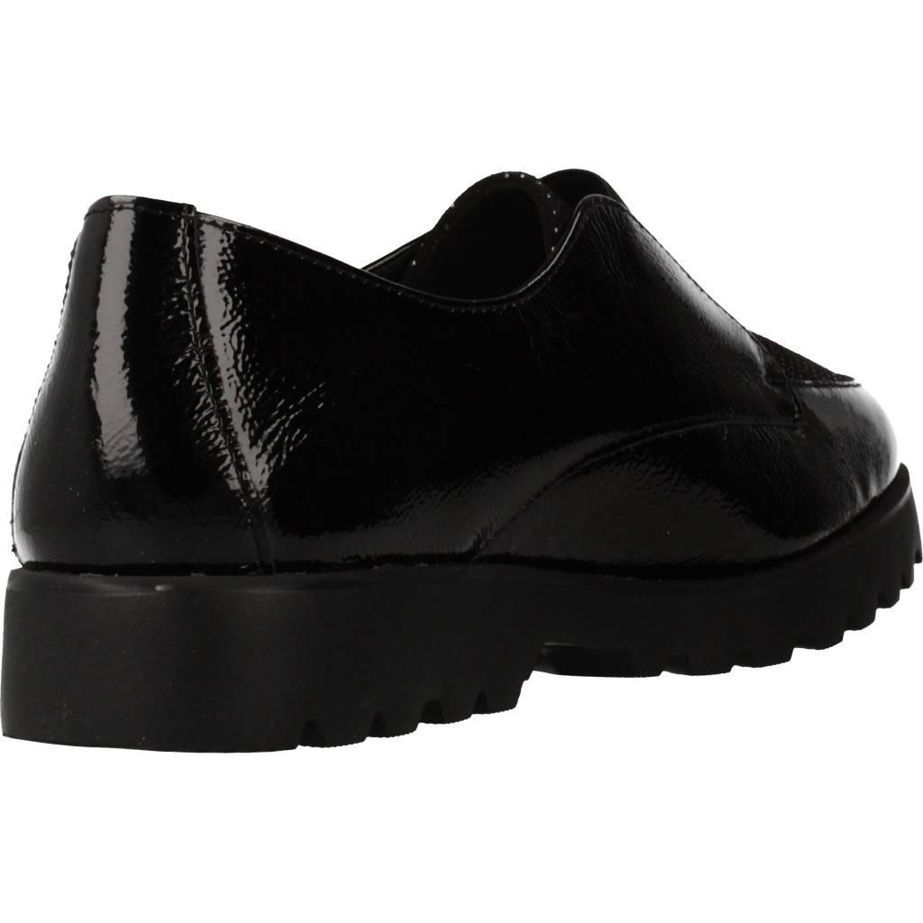 24 Horas 24230 Negro Zacaris Zapatos Online - Gran Venta