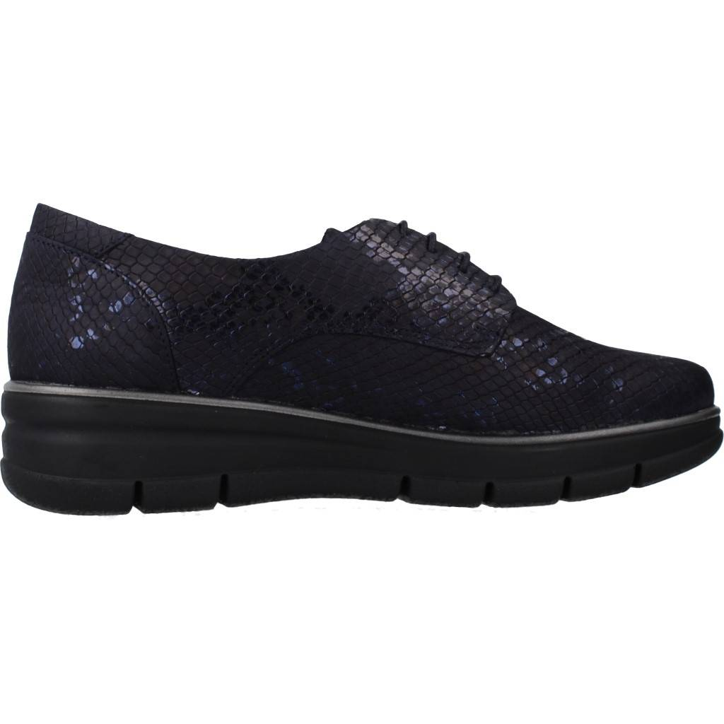 24 Horas 24292 Azul Zacaris Zapatos Online - Gran Venta