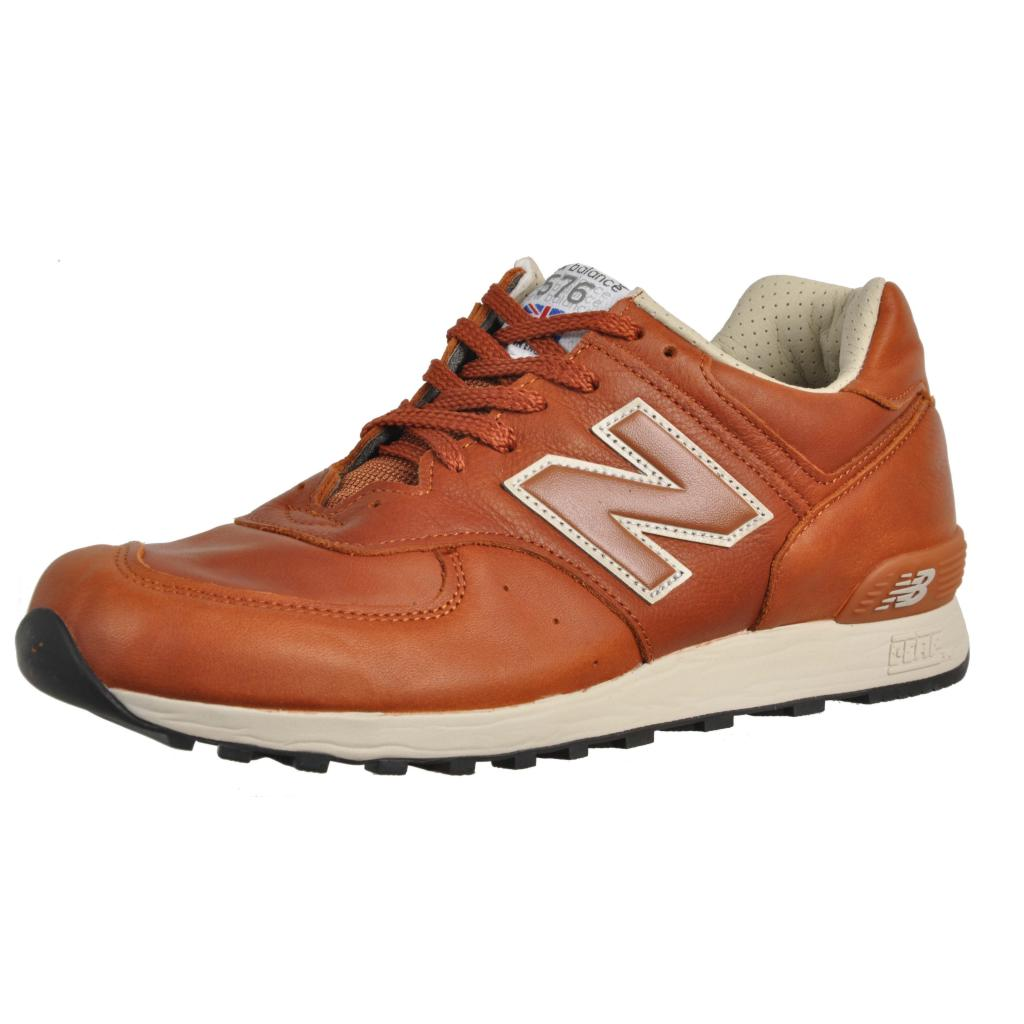 new balance marron cuero