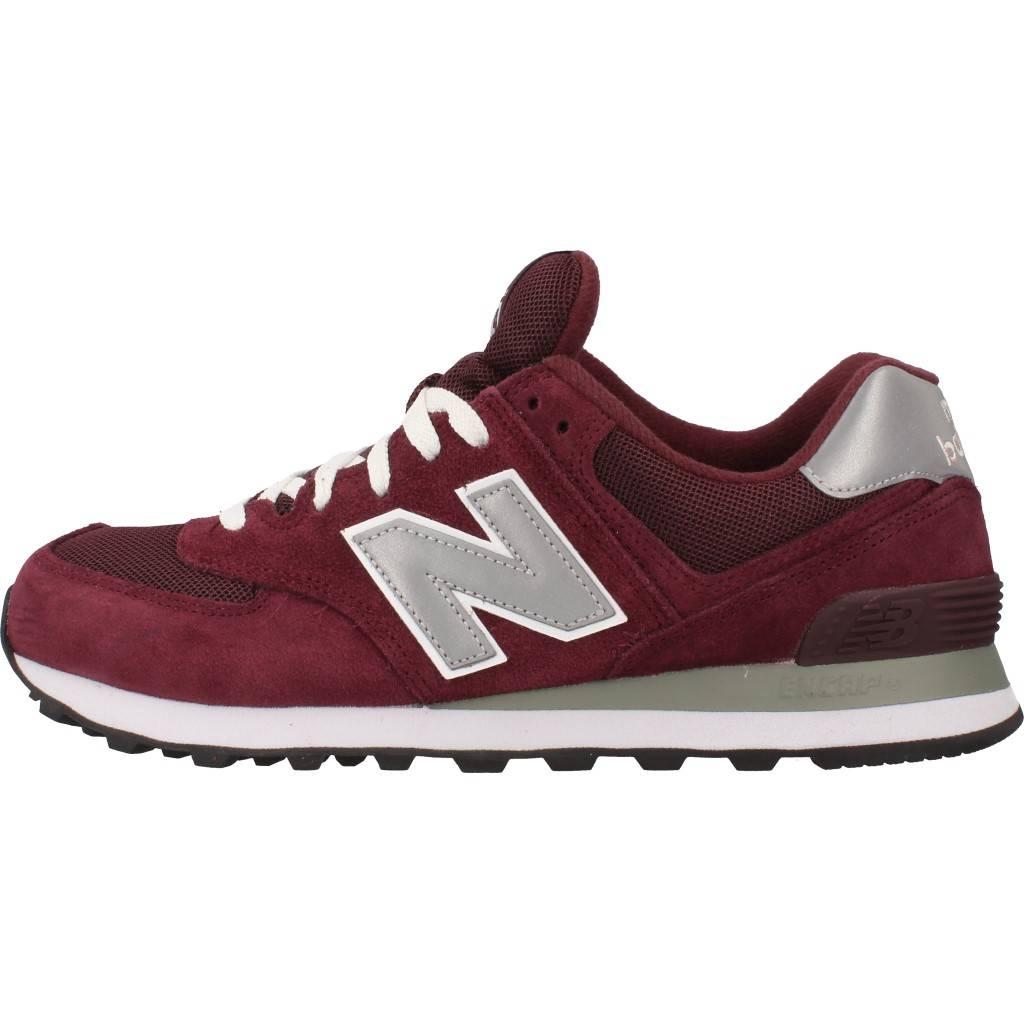 zapatos new balance burdeos
