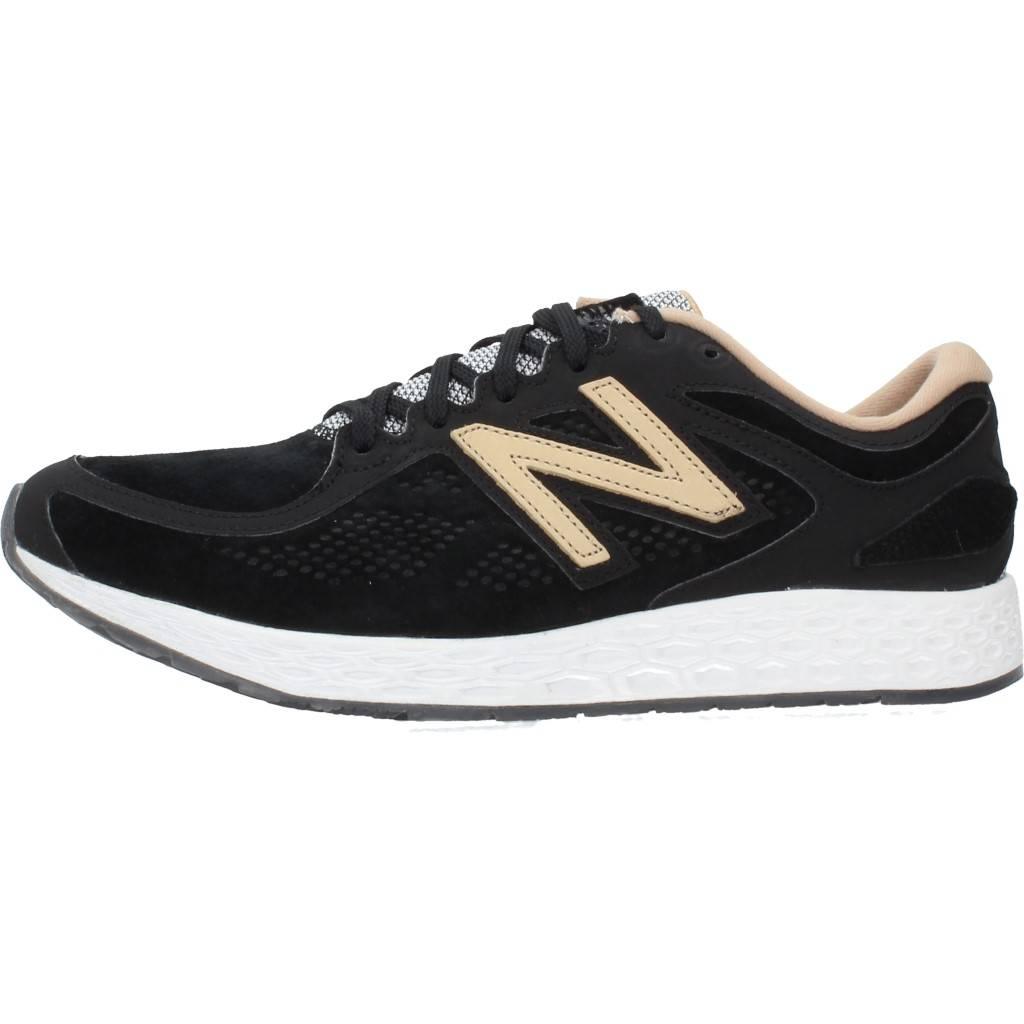 New Balance Calzado Deportivo Para Hombre, Color Negro, Marca, Modelo Calzado Deportivo Para Hombre MLZANT NB Negro