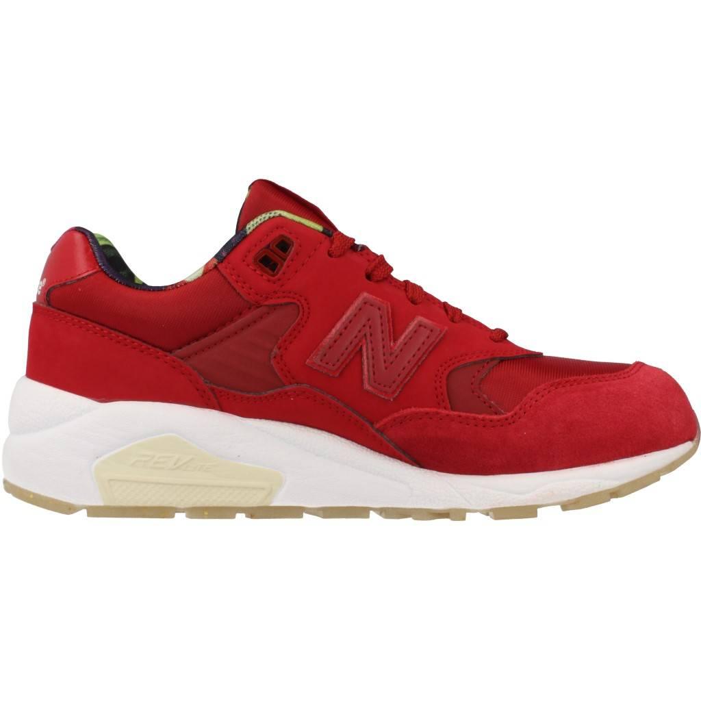 Sport Zapatillas NEW BALANCE WRT580 RR, Color Rojo Calzado