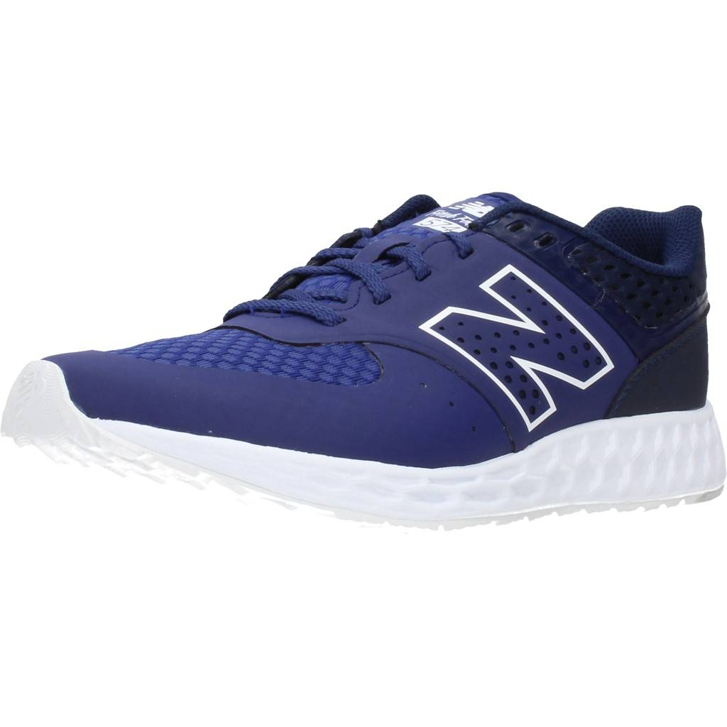Sport / Zapatillas NEW Hombre NEW Zapatillas BALANCE MFL574 NR Color Azul b54682