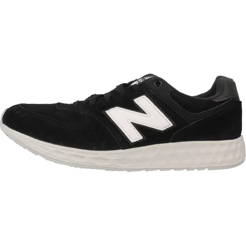 Calzado deportivo para mujer, color Negro , marca NEW BALANCE, modelo Calzado Deportivo Para Mujer NEW BALANCE MFL574 FC Negro
