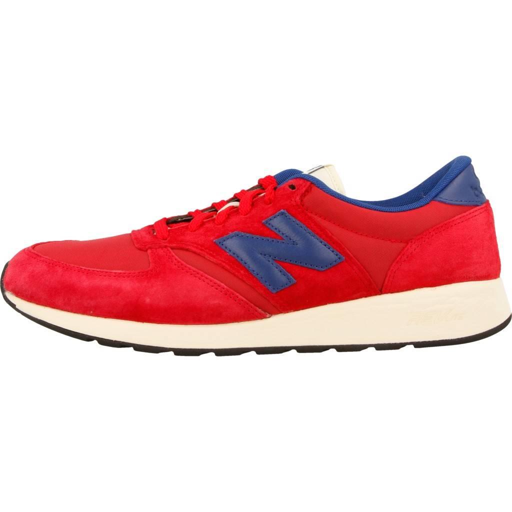 zapatillas hombre new balance rojas mrl420