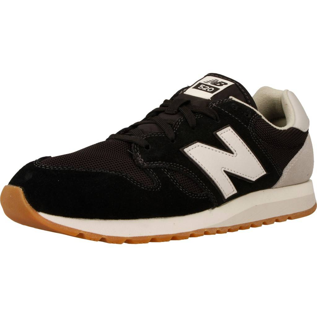 Sneaker NEW BALANCE U520 AG Color Nero