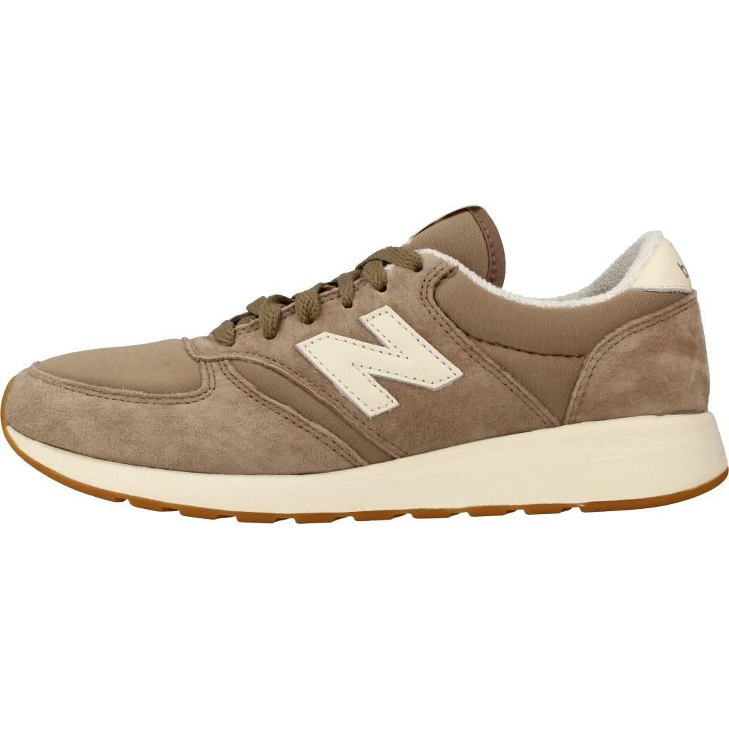 Sneaker NEW BALANCE WRL420 TC Color Marrone