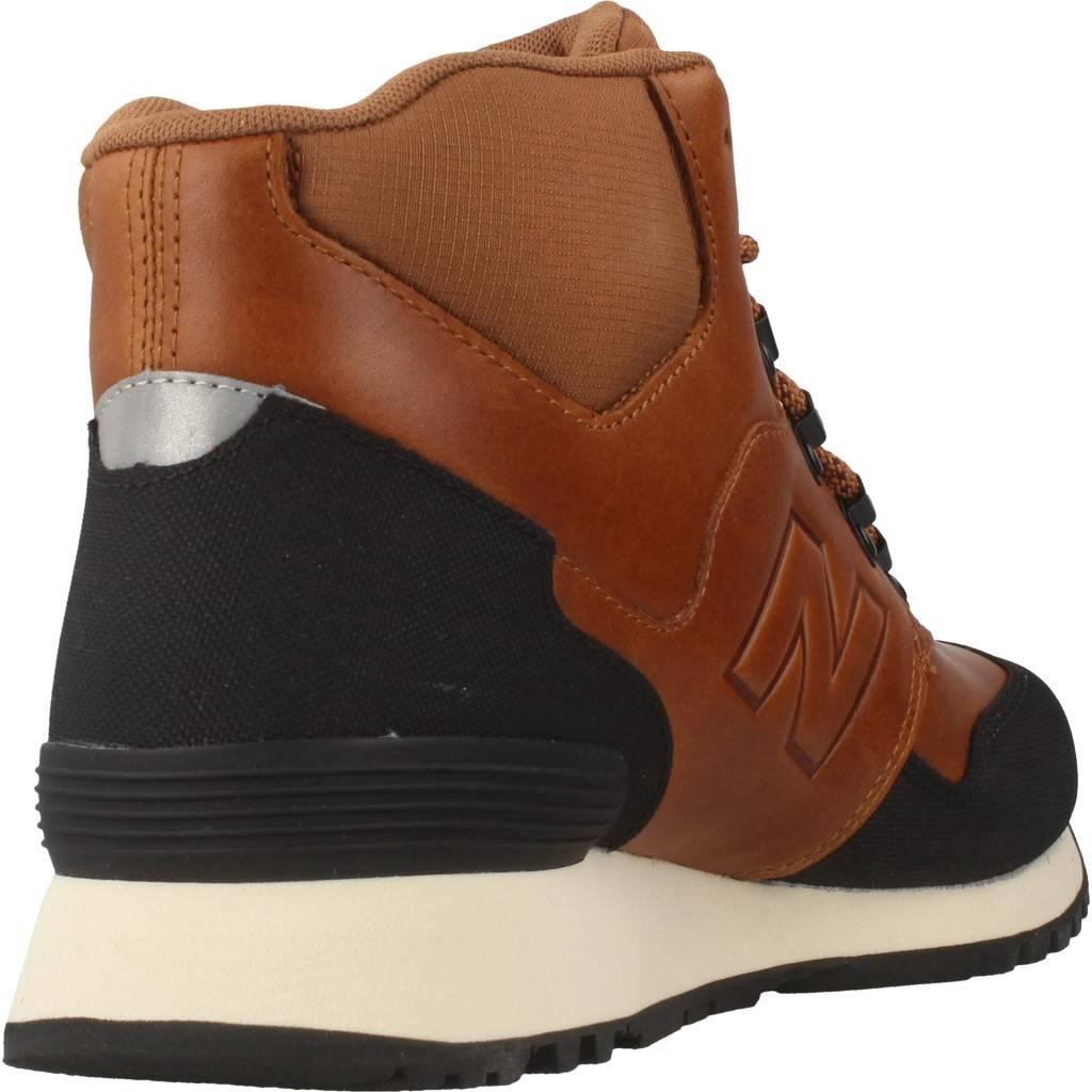 NEW Balance Hl755 D Zapatillas para Hombres Marrón Botas con