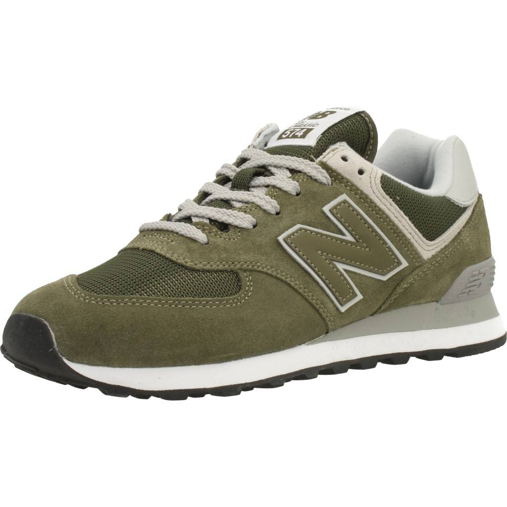 Sneaker NEW BALANCE ML574 EGO Color Verde