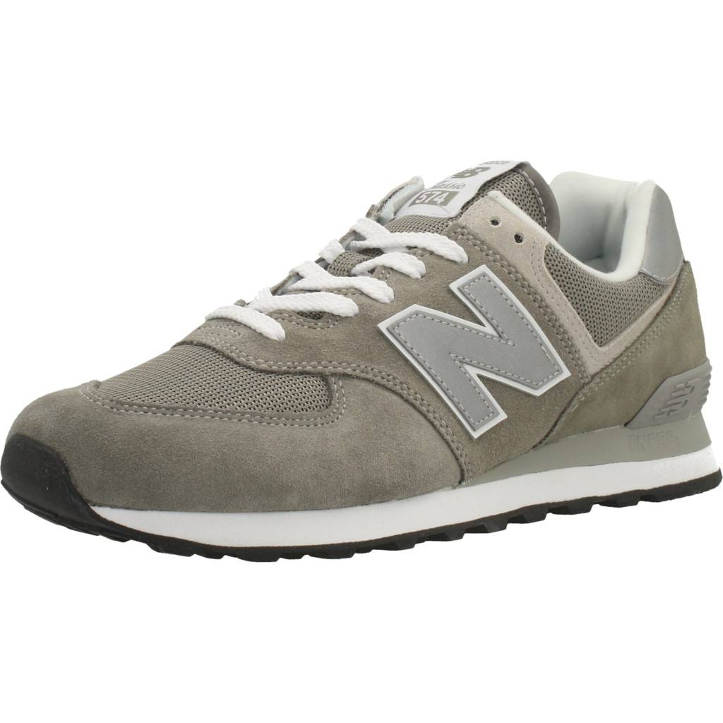 Sneaker NEW BALANCE ML574 EGG Color Marrone