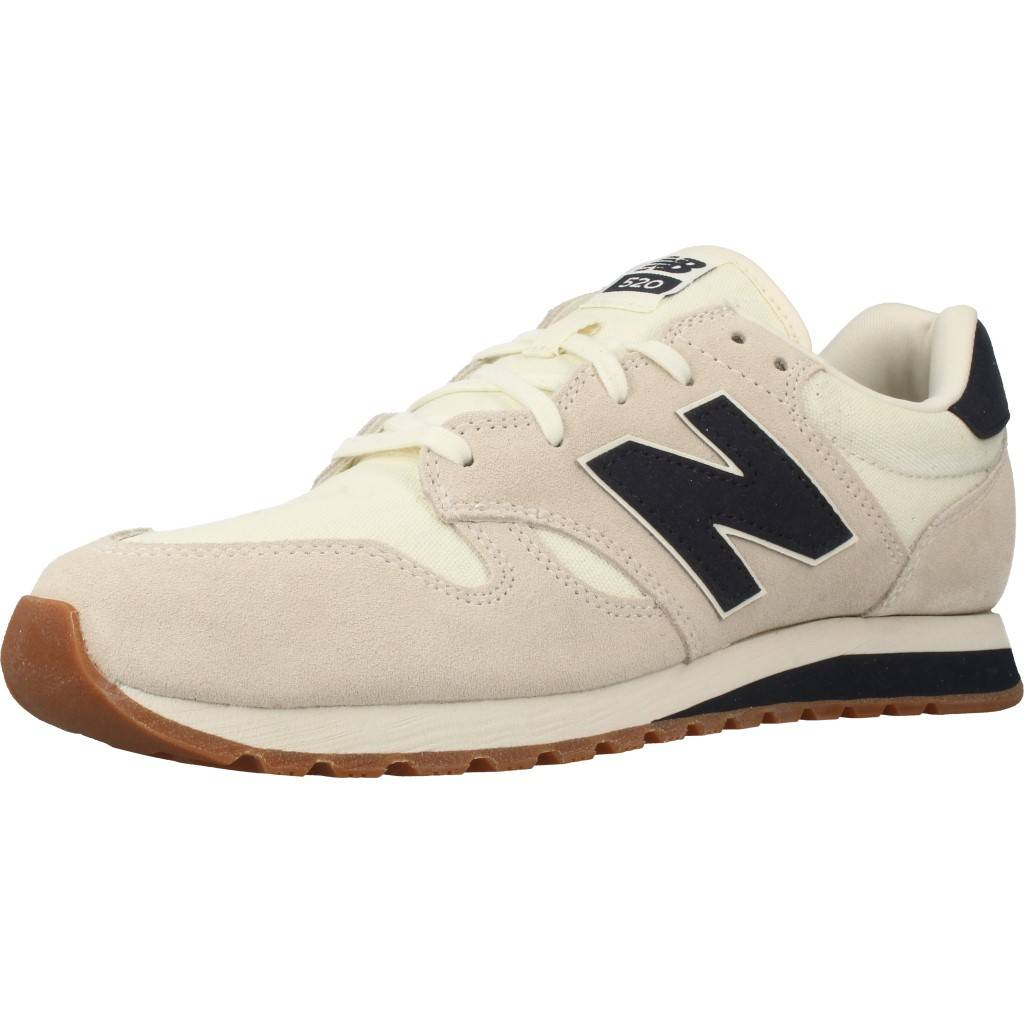 Sneaker NEW BALANCE U520 CC Color Beige