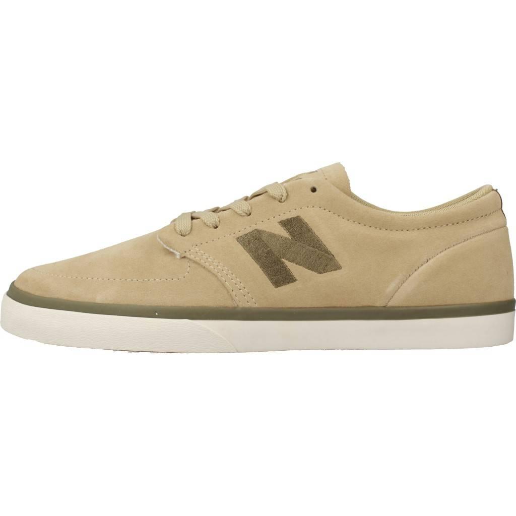 zapatillas new balance brighton marrón