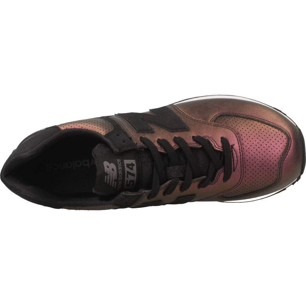 sale retailer 9f88a 85ef1 NEW BALANCE WL574 KSB BURDEOS Zacaris zapatos online.