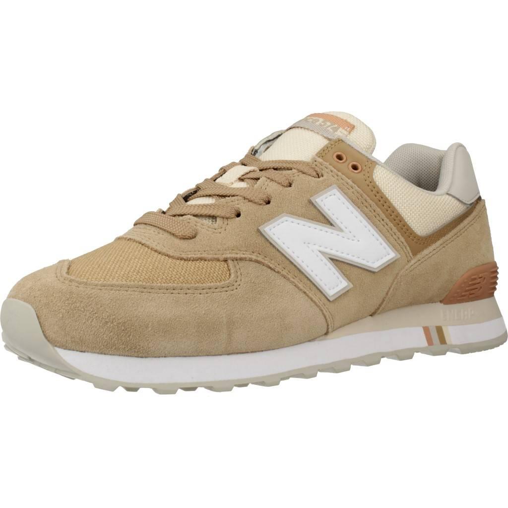 zapatillas new balance hombre marron