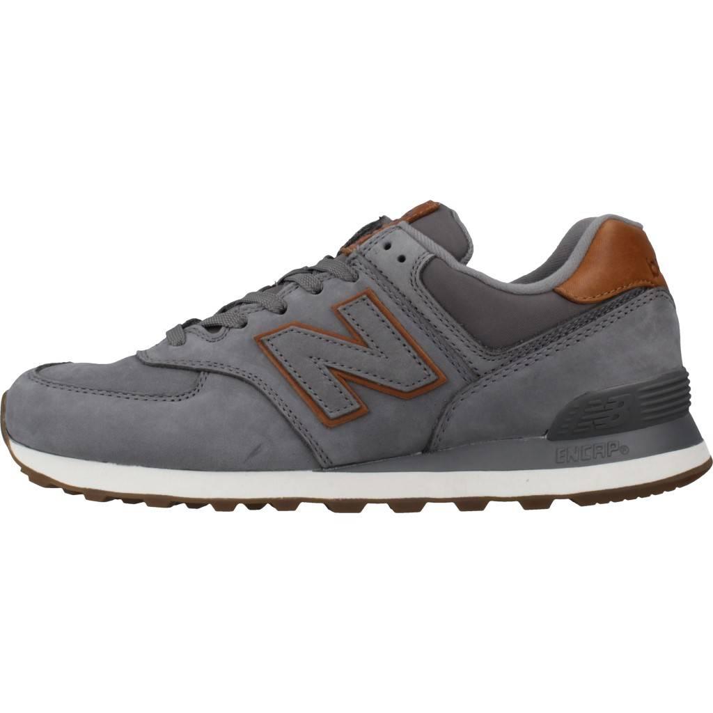 new balance ml 574 hombre gris