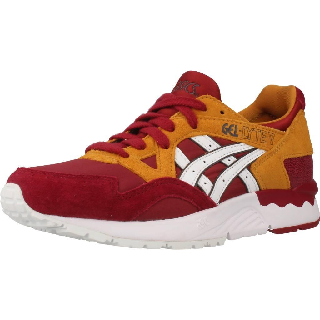Damen Laufschuhe ASICS H6S5L GEL-LYTE Rot V, Farbe Rot GEL-LYTE 95e2c2