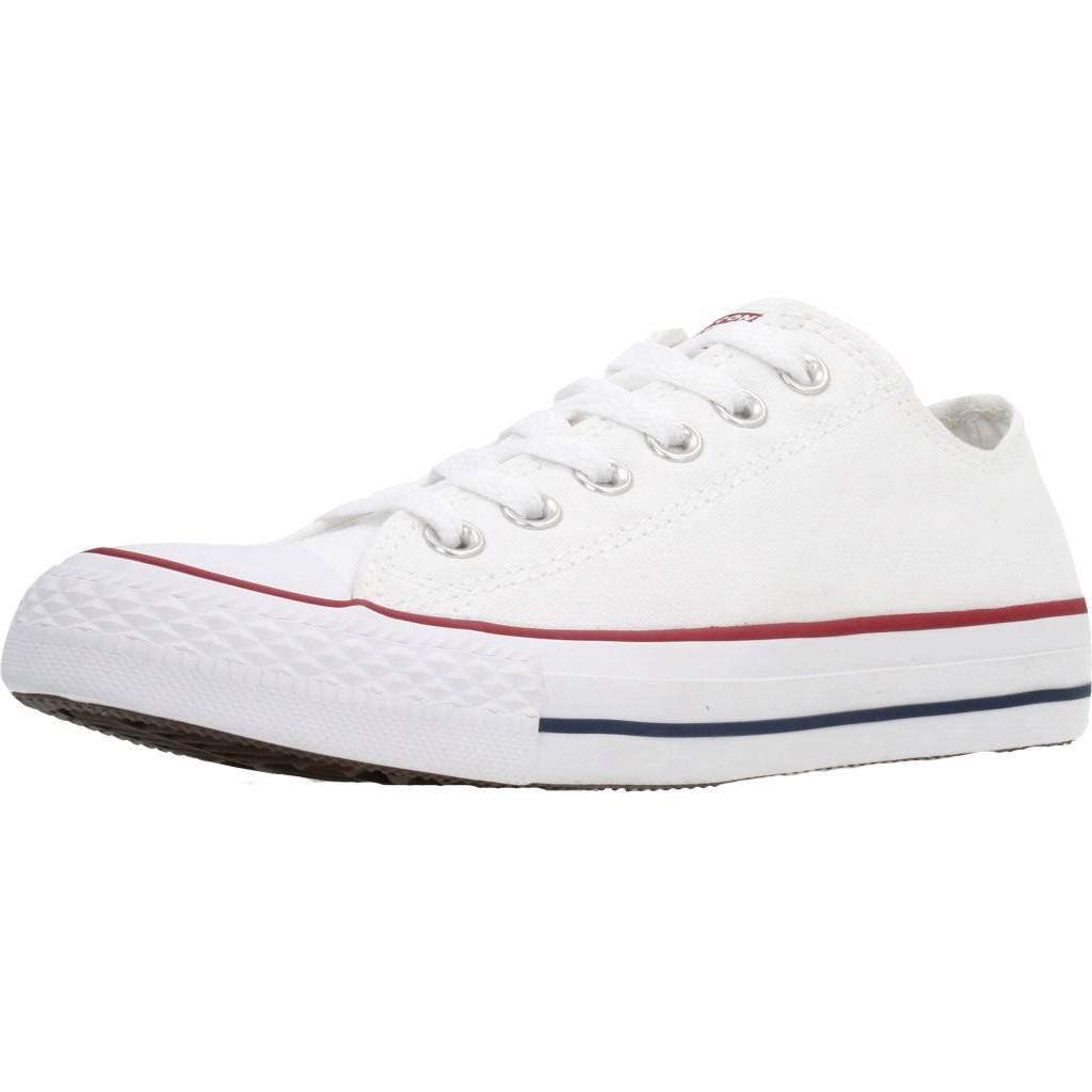 159ca46cd CONVERSE CHUCK TAYLOR ALL STAR BLANCO Zacaris zapatos online.