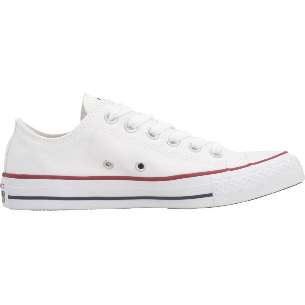 48d8b1133d CONVERSE CHUCK TAYLOR ALL STAR BLANCO Zacaris zapatos online.