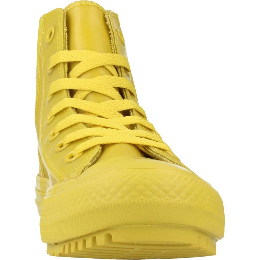 Sneaker CONVERSE CTAS CHELSEA BOOT RUBBER, Farbe Giallo