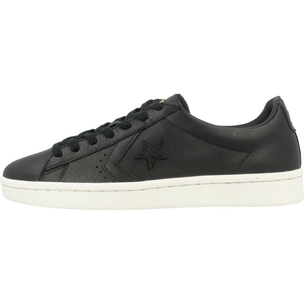 ad56827dc73c CONVERSE PRO LEATHER 76 OX NEGRO Zacaris zapatos online.