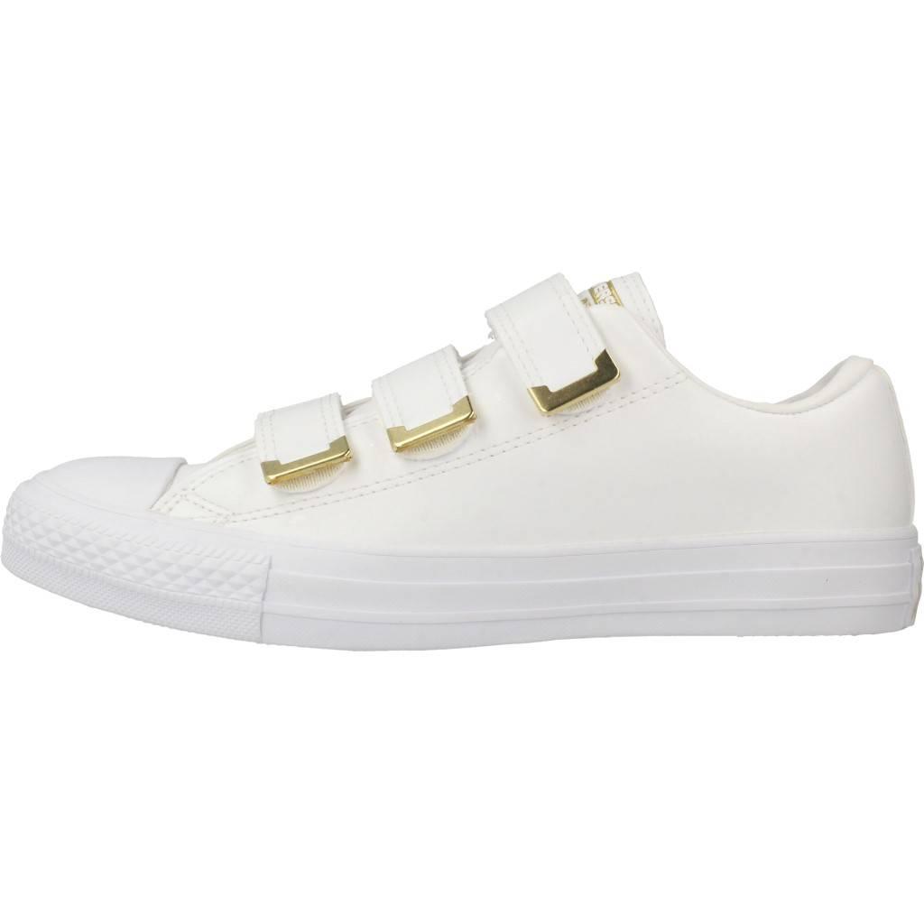 CONVERSE CHUCK TAYLOR ALL STAR 3V BLANCO Zacaris zapatos