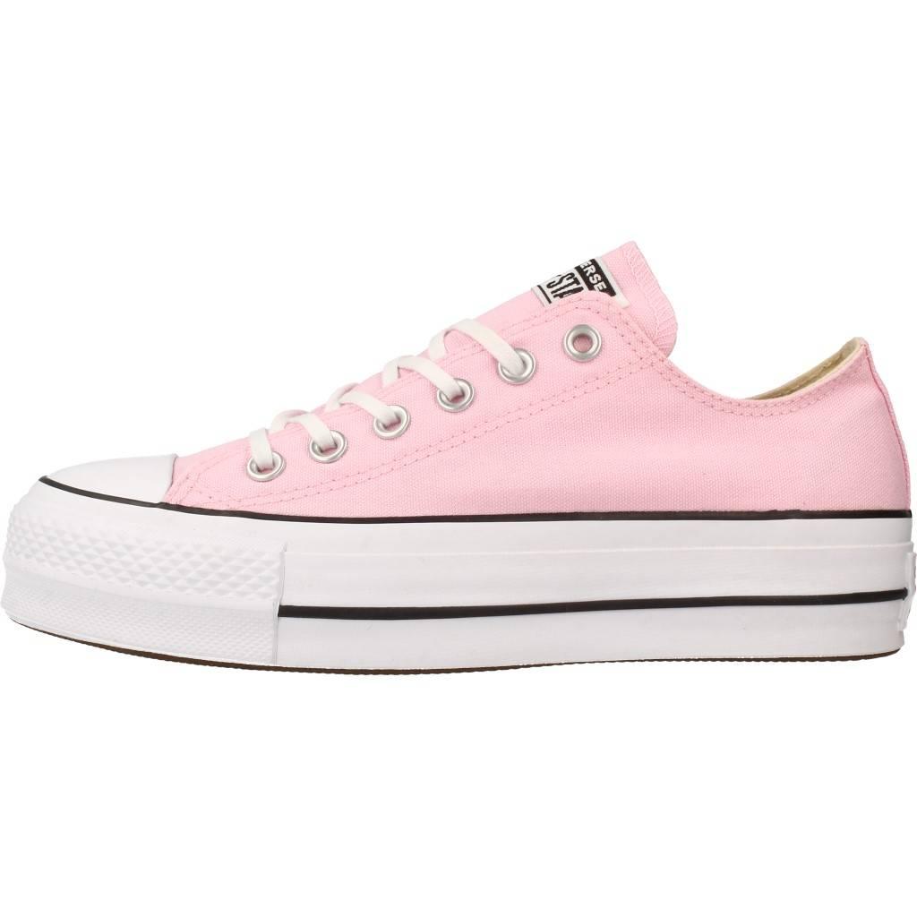 CONVERSE CTAS LIFT OX CHERRY BLOSSOM ROSA Zacaris zapatos
