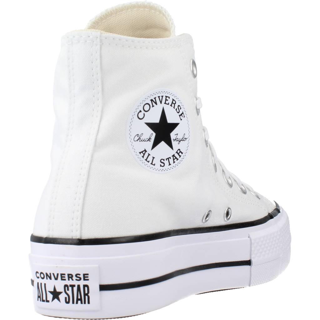 CONVERSE HI LIFT BLANCO Zacaris zapatos online.