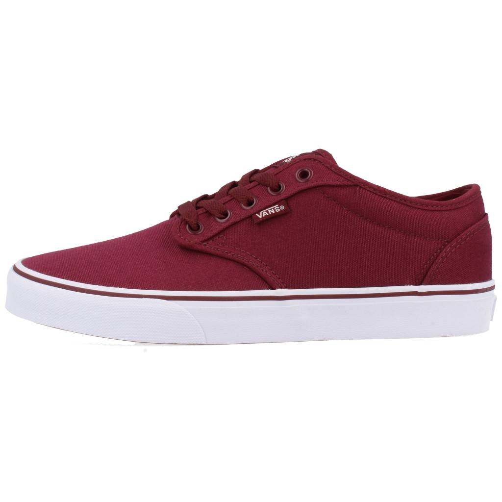 bdefd6e6f796f VANS V15GGFA M ATWOOD Talla 44 BORDEAUX Zacaris zapatos online.