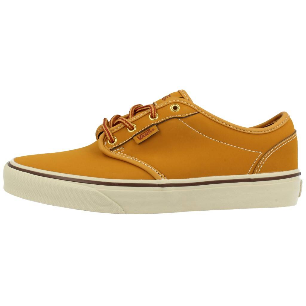 zapatillas vans marrones
