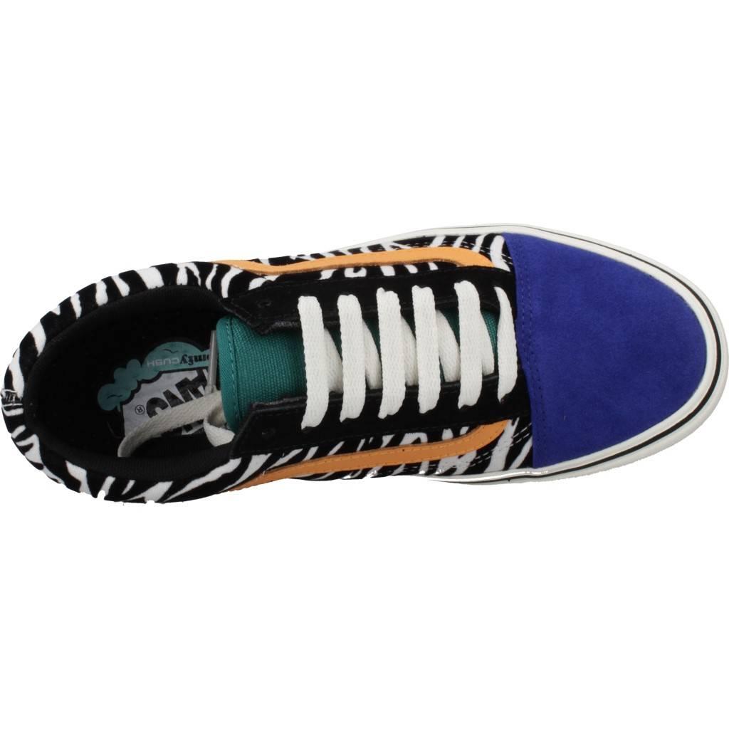 VANS OLD SKOOL COMFYCUSH ANIMAL PRINT Zacaris zapatos online.