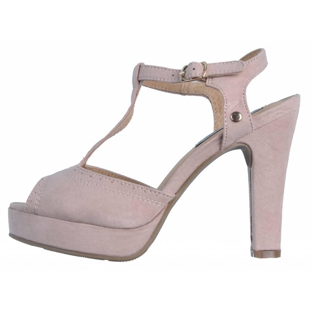 5822cbd990c XTI 29699 ROSA Zacaris zapatos online.
