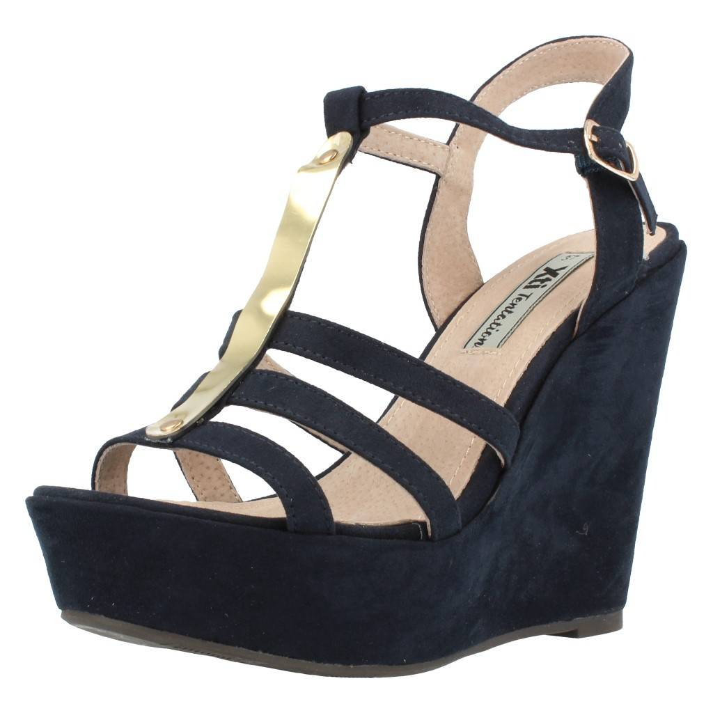 271108cecf2 XTI. Zapatos online. 29752 AZUL