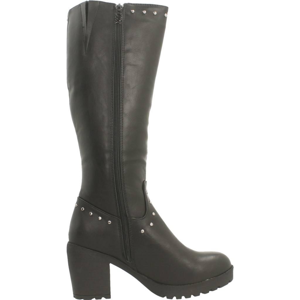 Xti 49316x Negro Zacaris Zapatos Online - Gran Venta
