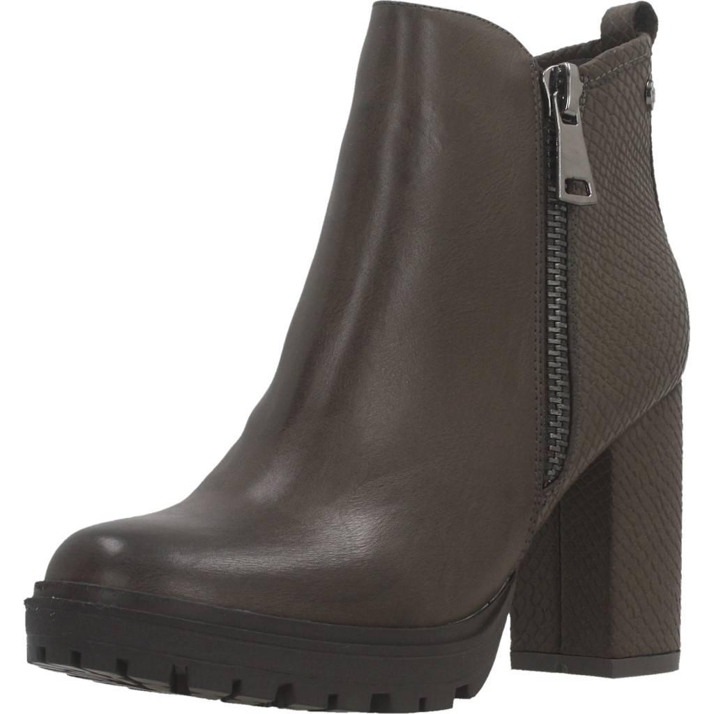 Xti 49451x Gris Zacaris Zapatos Online - Gran Venta