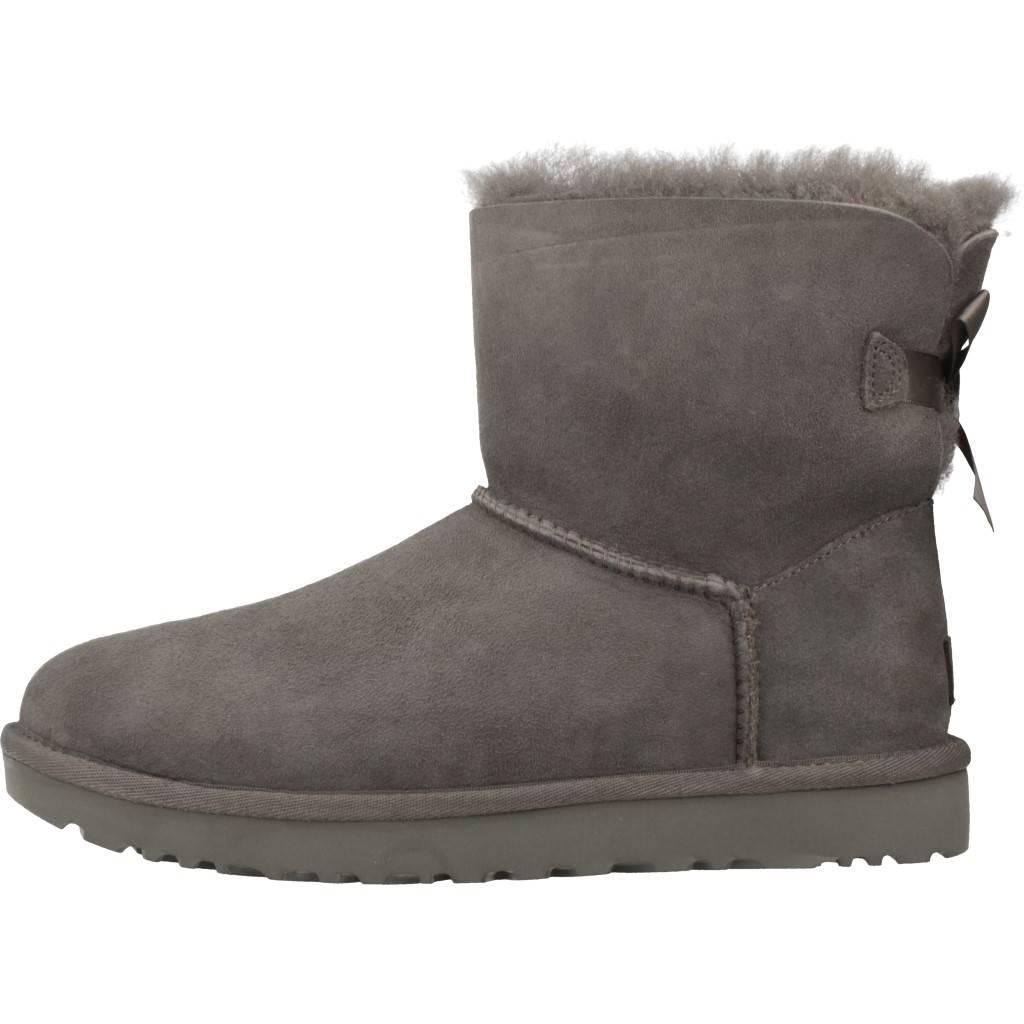 Ii Zapatos Ugg Mini Zacaris Gris Online Bailey Bow W nP0kwO