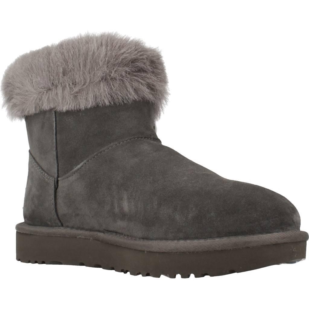 Ugg Bling Mini Gris Zacaris Zapatos Online - Gran Venta