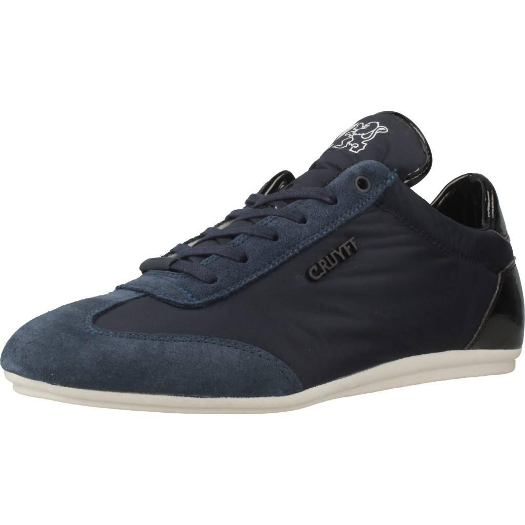 Zapatos Informales Hombre CRUYFF RECOPA CLASSIC, Farbe Blau