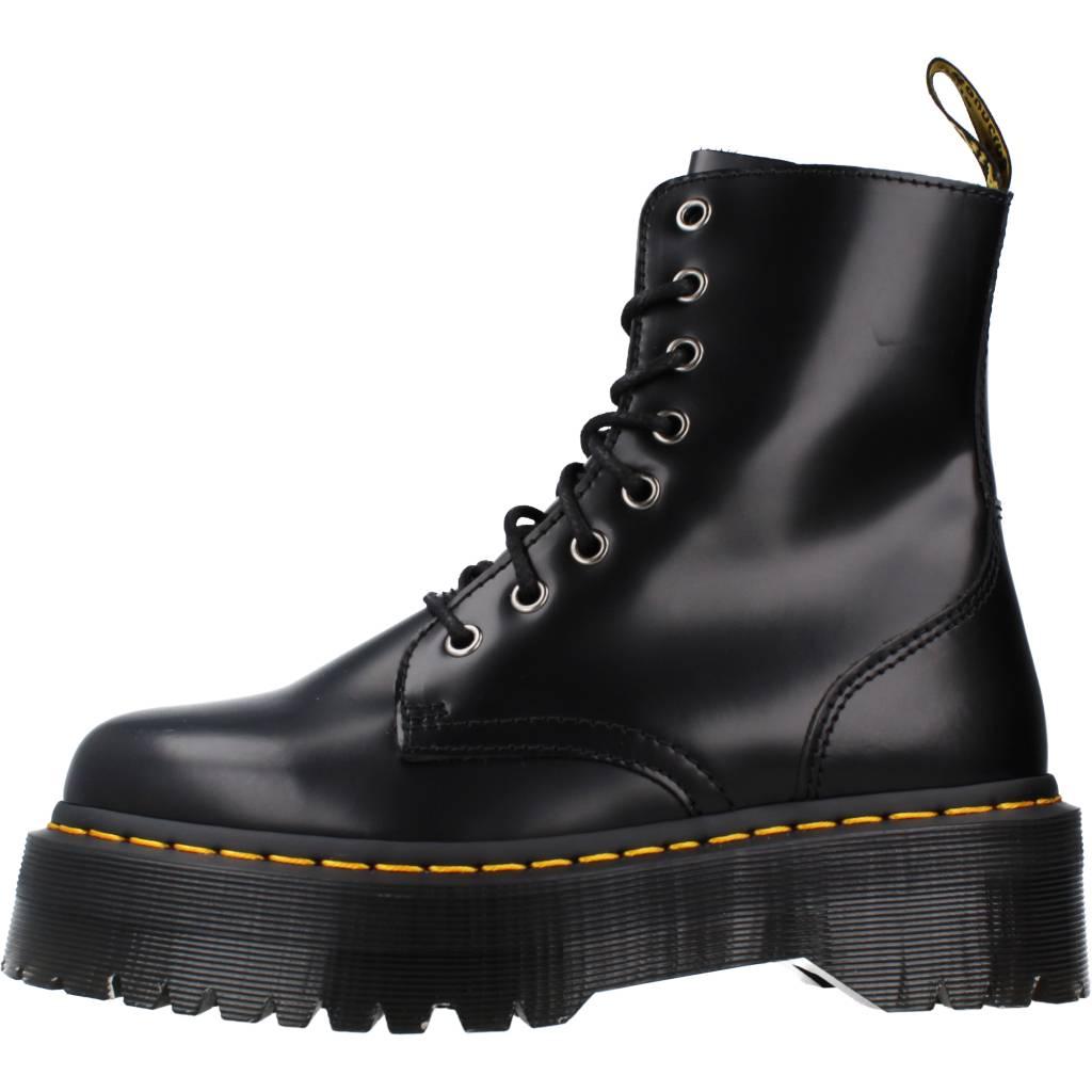 d48a7bbbeb1 DR. MARTENS JADON 8 EYELETS NEGRO Zacaris zapatos online.