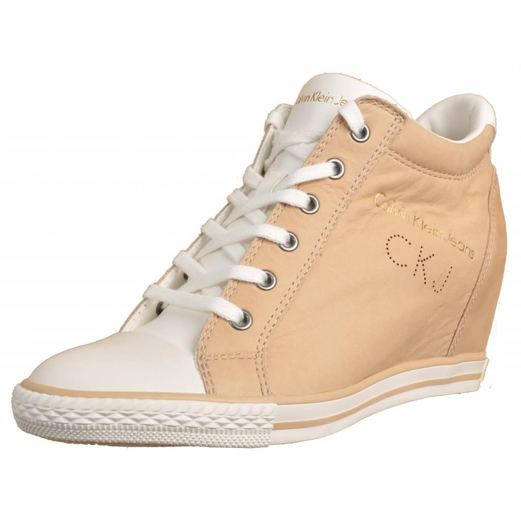 Zapatos Calvin Claro Klein Vernice Marron Online Zacaris c4jLRAS35q