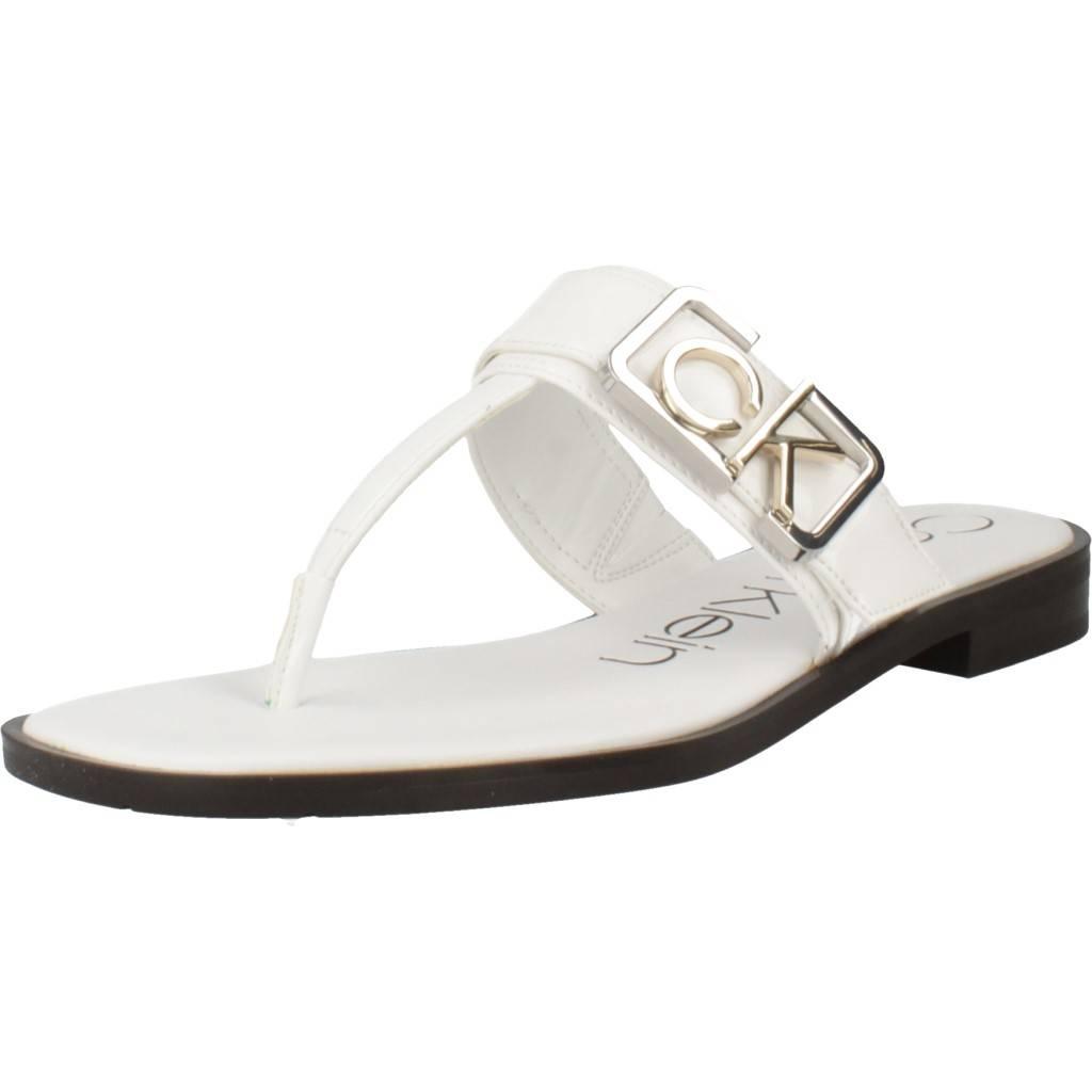Calvin Klein B4e7932 Blanco Zacaris Zapatos Online - Gran Venta