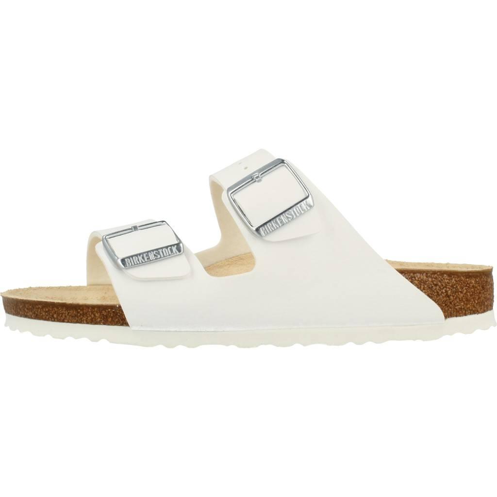 Blanco Zacaris Arizona Birkenstock Bs Zapatos Online ybf7Y6vg