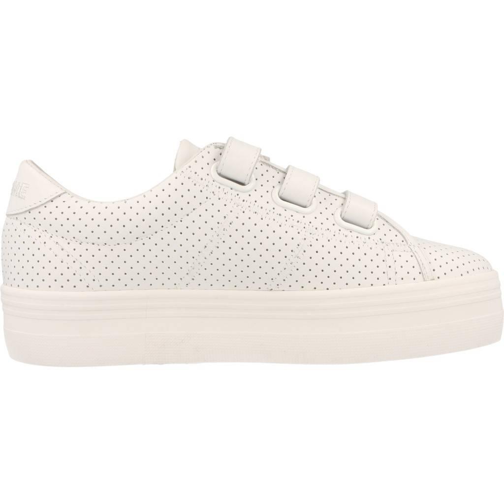 Sneaker NO NAME PLATO STRAPS, Farbe Bianco