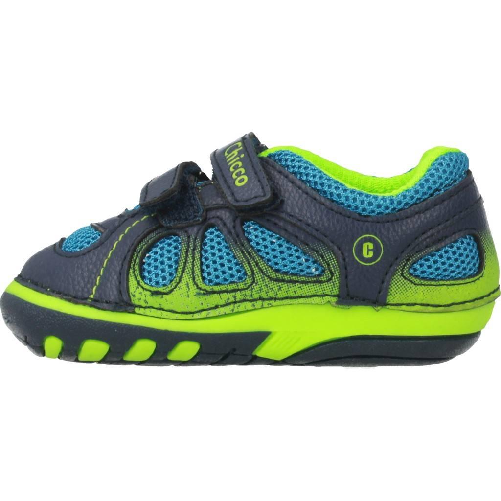 Grandes precios de zapatos para hombres y mujeres CHICCO 1056435 AZULZapatos niños  Zapatos Niños  Zapatillas