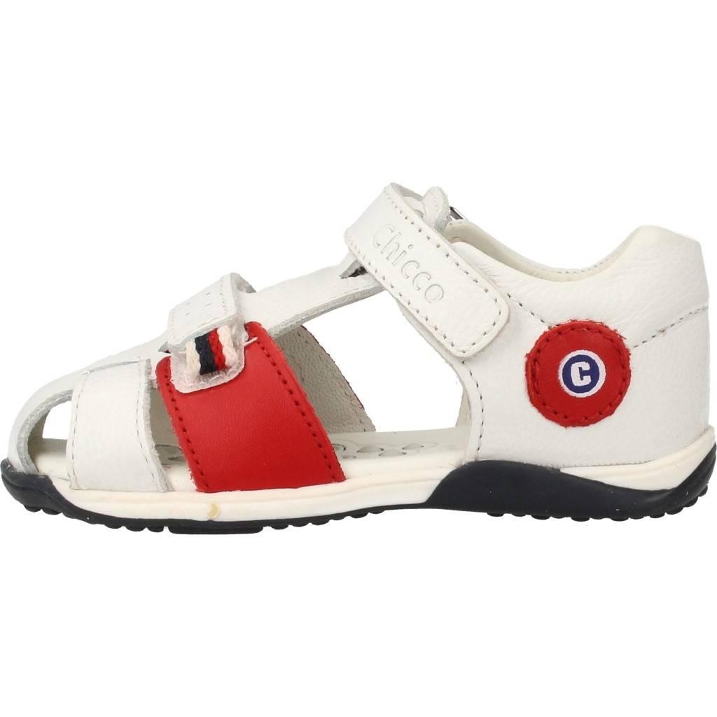 Sandalia Blanco Chicco Graz Zacaris Online Zapatos trQChsd